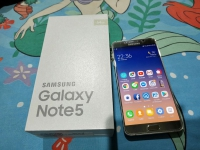galaxy note 5 // 64gb